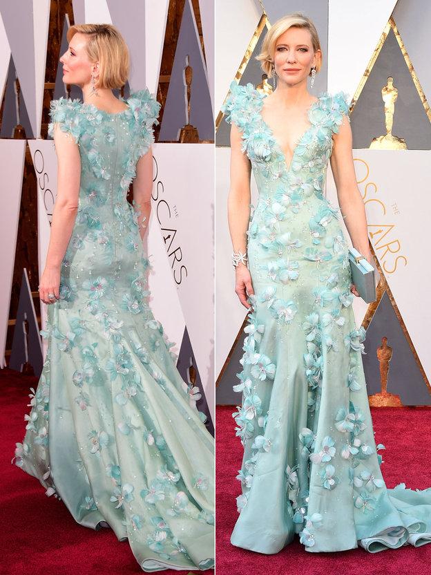 ケイト・ブランシェットのオスカードレス